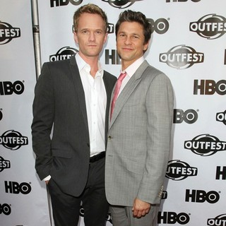 Neil Patrick Harris, David Burtka in The 29th Annual Gay and Lesbian Film Festival Opening Night Gala Screening of Gun Hill Road