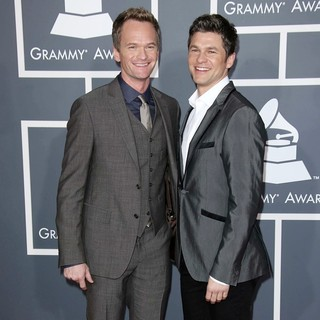 Neil Patrick Harris in 55th Annual GRAMMY Awards - Arrivals - harris-burtka-55th-annual-grammy-awards-02