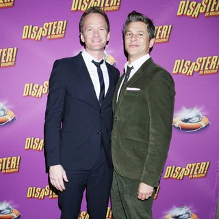 Opening Night of The Broadway Musical Disaster - Arrivals