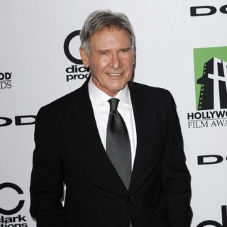 Harrison Ford in The 17th Annual Hollywood Film Awards