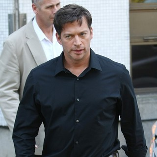 Harry Connick Jr. in Harry Connick Jr. at The ITV Studios