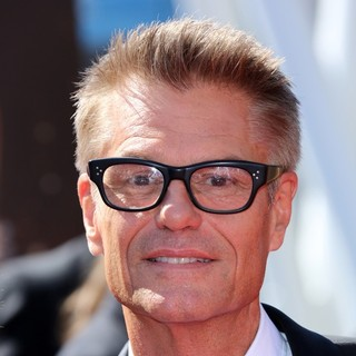 Harry Hamlin in 2013 Primetime Creative Arts Emmy Awards - Arrivals