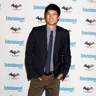 Harry Shum Jr. in Comic Con 2011 Day 3 - Entertainment Weekly Party - Arrivals