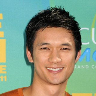 Harry Shum Jr. in 2011 Teen Choice Awards