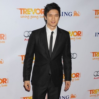 Harry Shum Jr. in The Trevor Project's 2011 Trevor Live! - Arrivals