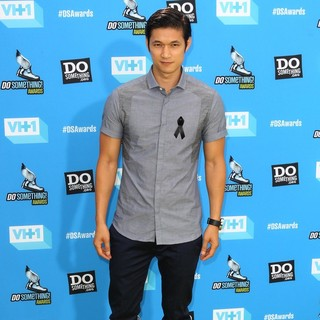 Harry Shum Jr. in The 2013 Do Something Awards
