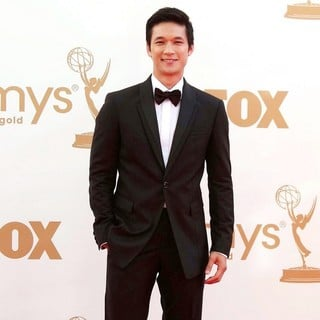 Harry Shum Jr. in The 63rd Primetime Emmy Awards - Arrivals