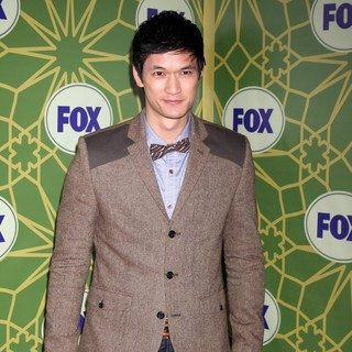 Harry Shum Jr. in Fox 2012 All Star Winter Party - Arrivals