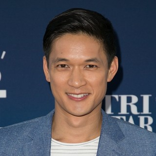 Harry Shum Jr. in Premiere of Moms' Night Out