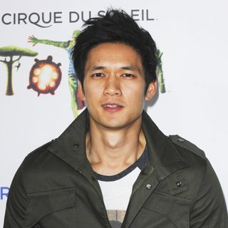 Harry Shum Jr. in Opening Night of Cirque Du Soleil's Totem - Arrivals