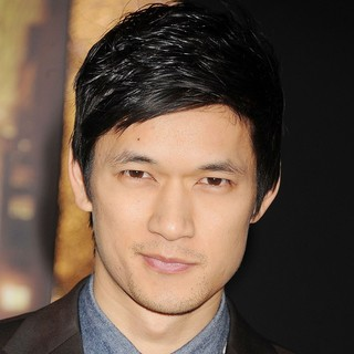 Harry Shum Jr. in Los Angeles Premiere of New Year's Eve