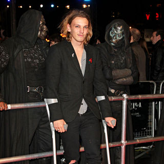 Jamie Campbell Bower - World Premiere of 'Harry Potter and the Deathly Hallows: Part I' - Arrivals