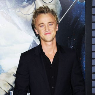 Tom Felton in The Premiere of 'Harry Potter and the Deathly Hallows: Part I'