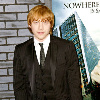 Rupert Grint in The Premiere of 'Harry Potter and the Deathly Hallows: Part I'