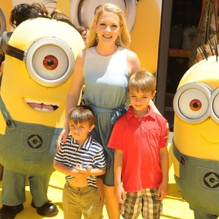 Melissa Joan Hart - Premiere of Universal Pictures' Despicable Me 2