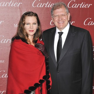 Leslie Harter, Robert Zemeckis in 24th Annual Palm Springs International Film Festival Awards Gala - Red Carpet
