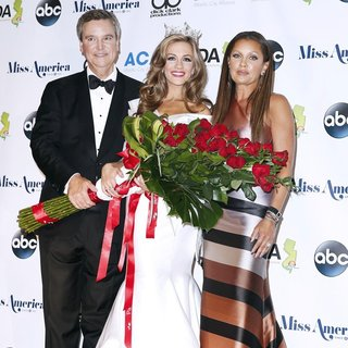 2016 Miss America Winner Press Conference