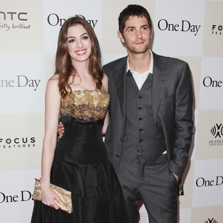 Anne Hathaway, Jim Sturgess in New York Premiere of One Day