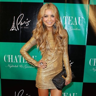 Havana Brown in Grand Opening of Chateau Nightclub
