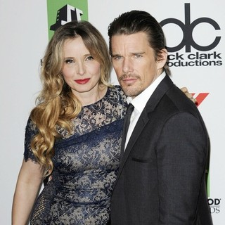 Julie Delpy, Ethan Hawke in The 17th Annual Hollywood Film Awards