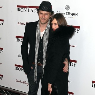 Renn Hawkey, Vera Farmiga in The New York Premiere of The Iron Lady