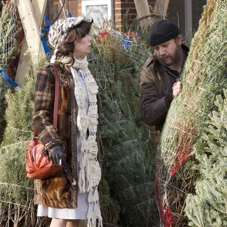 Sally Hawkins, Paul Giamatti in Filming on Location The Comedy Movie Lucky Dog