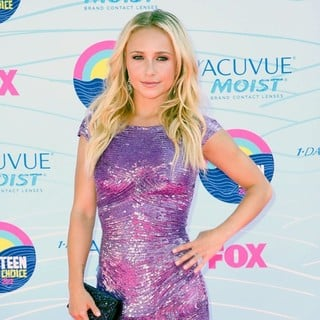 Hayden Panettiere in The 2012 Teen Choice Awards - Arrivals