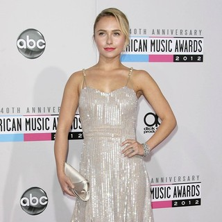 Hayden Panettiere - The 40th Anniversary American Music Awards - Arrivals