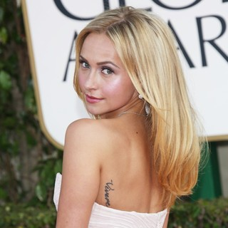 Hayden Panettiere in 70th Annual Golden Globe Awards - Arrivals