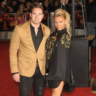 Katie Price - The Hunger Games: Mockingjay, Part 2 UK Film Premiere - Arrivals