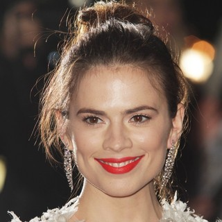 Hayley Atwell in London Evening Standard Theatre Awards - Arrivals