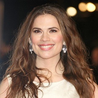 Hayley Atwell in Orange British Academy Film Awards 2012 - Arrivals - hayley-atwell-orange-british-academy-film-awards-2012-01
