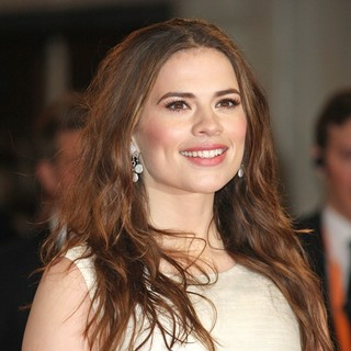 Hayley Atwell in Orange British Academy Film Awards 2012 - Arrivals - hayley-atwell-orange-british-academy-film-awards-2012-02