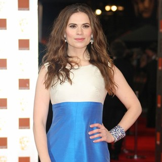 Hayley Atwell in Orange British Academy Film Awards 2012 - Arrivals - hayley-atwell-orange-british-academy-film-awards-2012-03