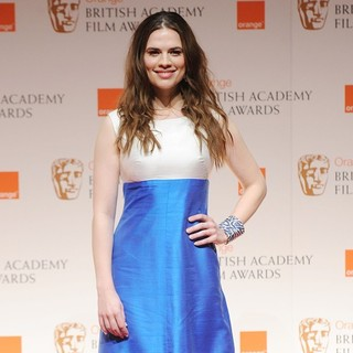 Hayley Atwell in Orange British Academy Film Awards 2012 - Press Room - hayley-atwell-orange-british-academy-film-awards-2012-press-room-03