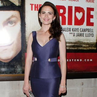 Hayley Atwell in The Pride - Press Night