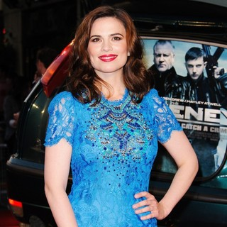 Hayley Atwell in The Sweeney UK Film Premiere - Arrivals - hayley-atwell-uk-premiere-the-sweeney-05