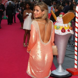 Hayley McQueen in UK Premiere of Katy Perry: Part of Me - Arrivals
