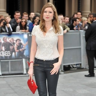 Hayley Westenra in The UK Premiere of Rock of Ages