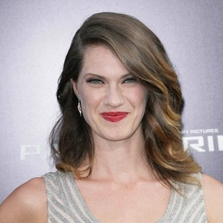 Heather Doerksen in Los Angeles Premiere of Pacific Rim