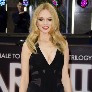 Heather Graham in The Hangover Part III - European Film Premiere