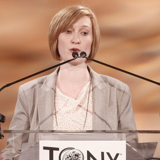 Heather Hitchens in The 2012 Tony Awards Nomination Announcements