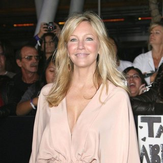 Heather Locklear in The Twilight Saga's Breaking Dawn Part I World Premiere