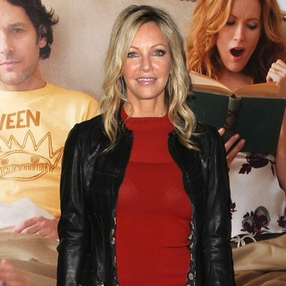 Heather Locklear in This Is 40 - Los Angeles Premiere - Arrivals - heather-locklear-premiere-this-is-40-04