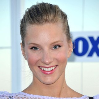 Heather Morris in 2011 Fox All Star Party - Arrivals