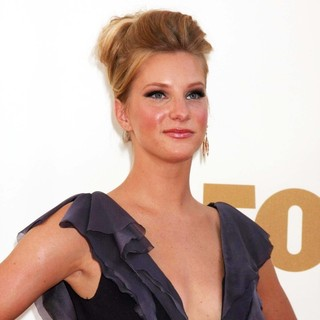 Heather Morris in The 63rd Primetime Emmy Awards - Arrivals