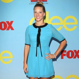 Heather Morris in Glee Premiere Screening and Reception