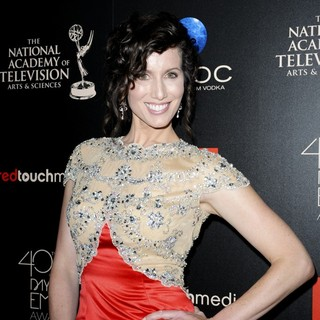 Heather Roop in The 40th Annual Daytime Emmy Awards - Arrivals
