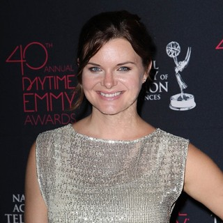 Heather Tom in 40th Annual Daytime Entertainment Creative Arts Emmy Awards