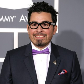 Hector Perez in 55th Annual GRAMMY Awards - Arrivals